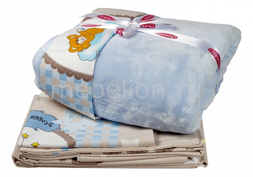 Комплект с покрывалом детский HOBBY Home Collection BAMBAM