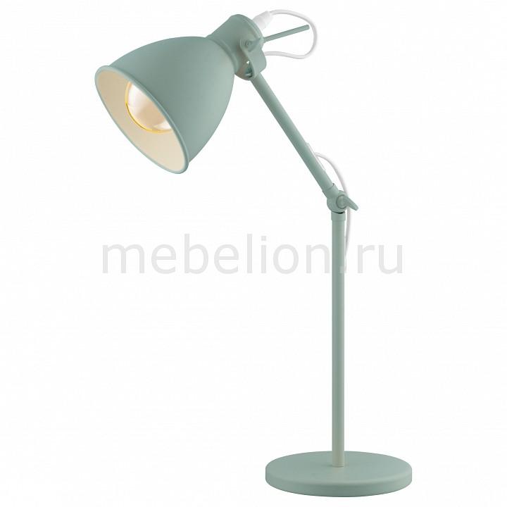 Фото - Настольная лампа офисная Eglo Priddy-P 49097 eglo настольная лампа eglo priddy 49469