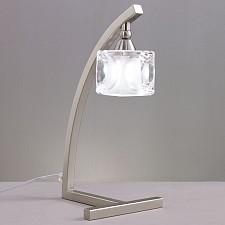 Настольная лампа Mantra декоративная Cuadrax 0004031 satin