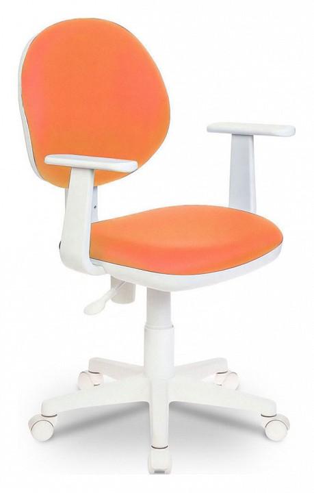 Кресло компьютерное Бюрократ Бюрократ CH-W356AXSN оранжевое