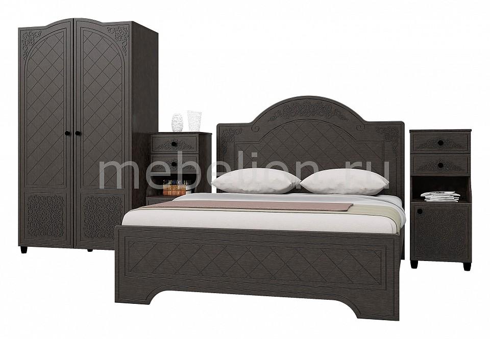 Гарнитур для спальни Компасс-мебель
