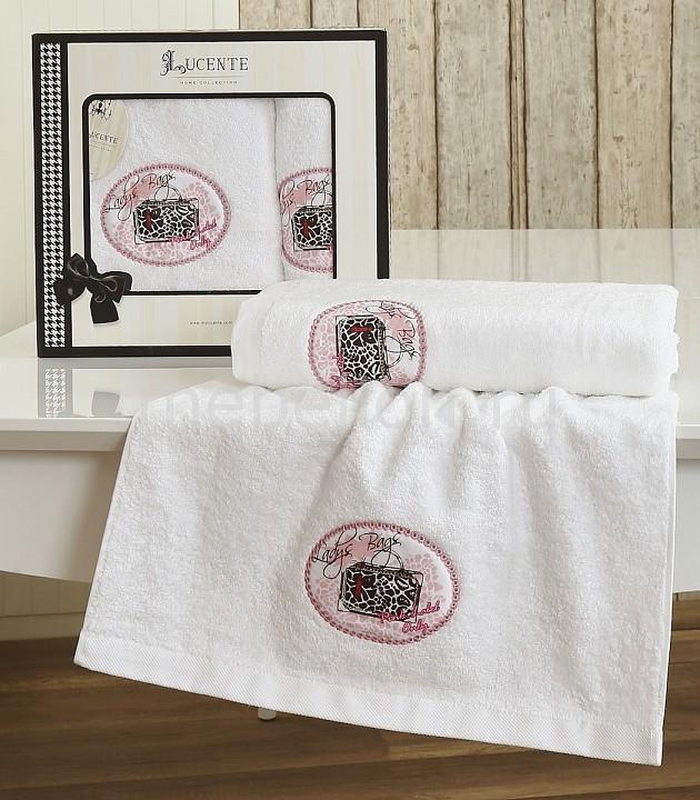 Набор полотенец для ванной Karna Набор из 2 полотенец для ванной CARTELLA karna karna кухонный набор из 2 полотенец avze v21