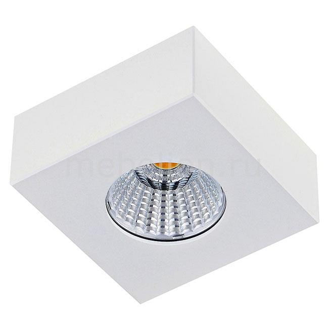 Накладной светильник Donolux DL18812/7W White SQ donolux накладной светильник donolux dl18812 7w black sq