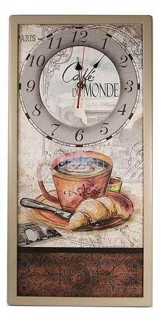 Часы настенные Акита (30х60 см) AKI 3060-11