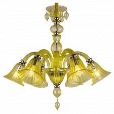 Подвесная люстра Arte Lamp A8026LM-6CC Corno