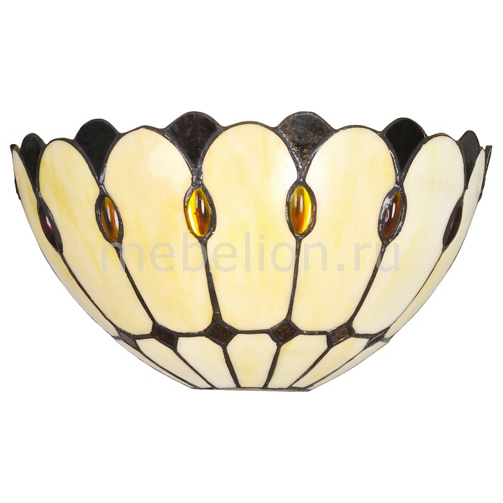 Накладной светильник Arte Lamp A3163AP-1BG Perla
