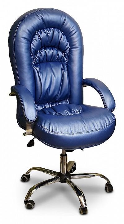 Кресло для руководителя Шарман КВ-11-131112_0458  пуфик для вещей