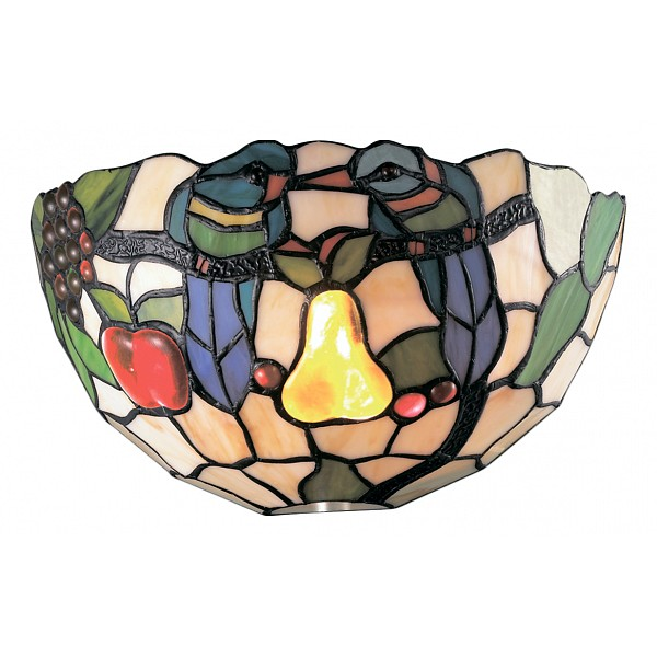 Накладной светильник Odeon LightCarotti 2639/1WАртикул - OD_2639_1W,Бренд - Odeon Light (Италия),Серия - Carotti,Гарантия, месяцы - 24,Время изготовления, дней - 1,Рекомендуемые помещения - Гостиная, Кабинет, Прихожая, Спальня,Ширина, мм - 305,Высота, мм - 170,Цвет плафонов и подвесок - разноцветный,Цвет арматуры - коричневый,Тип поверхности плафонов и подвесок - матовый,Тип поверхности арматуры - матовый, рельефный,Материал плафонов и подвесок - стекло,Материал арматуры - металл,Лампы - компактная люминесцентная [КЛЛ] ИЛИнакаливания ИЛИсветодиодная [LED],цоколь E27; 220 В; 60 Вт,,Класс электробезопасности - I,Лампы в комплекте - отсутствуют,Общее кол-во ламп - 1,Количество плафонов - 1,Возможность подключения диммера - можно, если установить лампу накаливания,Степень пылевлагозащиты, IP - 20,Диапазон рабочих температур - комнатная температура,Дополнительные параметры - светильник предназначен для использования со скрытой проводкой, стиль Тиффани<br><br>Артикул: OD_2639_1W<br>Бренд: Odeon Light (Италия)<br>Серия: Carotti<br>Гарантия, месяцы: 24<br>Время изготовления, дней: 1<br>Рекомендуемые помещения: Гостиная, Кабинет, Прихожая, Спальня<br>Ширина, мм: 305<br>Высота, мм: 170<br>Цвет плафонов и подвесок: разноцветный<br>Цвет арматуры: коричневый<br>Тип поверхности плафонов и подвесок: матовый<br>Тип поверхности арматуры: матовый, рельефный<br>Материал плафонов и подвесок: стекло<br>Материал арматуры: металл<br>Лампы: компактная люминесцентная [КЛЛ] ИЛИ&lt;br&gt;накаливания ИЛИ&lt;br&gt;светодиодная [LED],цоколь E27; 220 В; 60 Вт,<br>Класс электробезопасности: I<br>Лампы в комплекте: отсутствуют<br>Общее кол-во ламп: 1<br>Количество плафонов: 1<br>Возможность подключения диммера: можно, если установить лампу накаливания<br>Степень пылевлагозащиты, IP: 20<br>Диапазон рабочих температур: комнатная температура<br>Дополнительные параметры: светильник предназначен для использования со скрытой проводкой, &lt;br&gt;стиль Тиффани