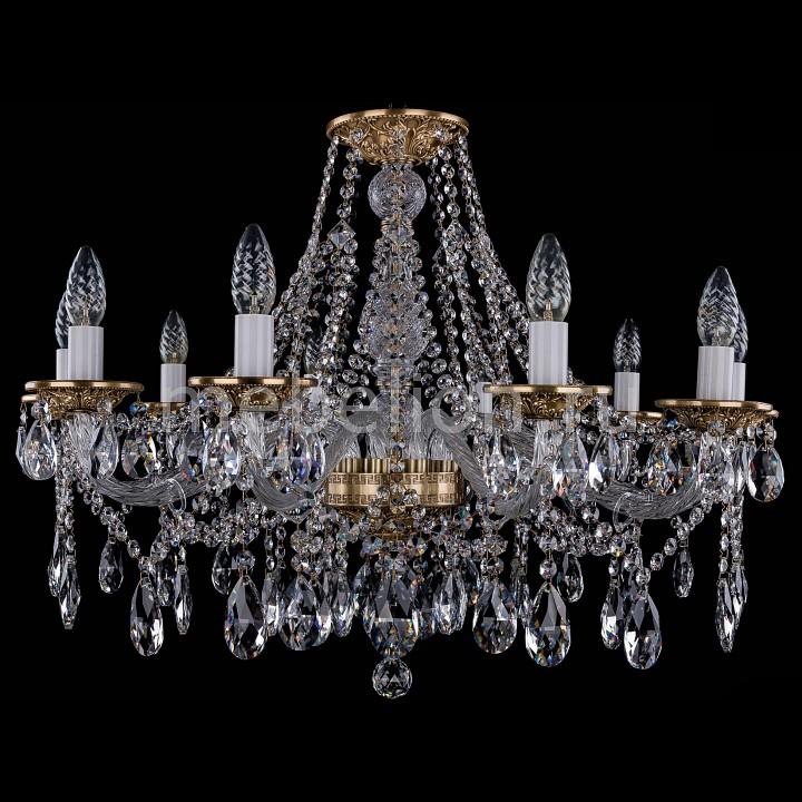 Подвесная люстра Bohemia Ivele Crystal 1613/10/300/FP 1613