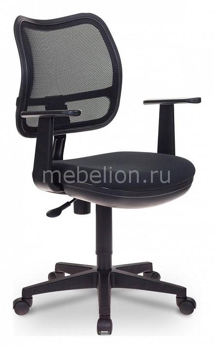 Кресло компьютерное Бюрократ CH-797AXSN черное