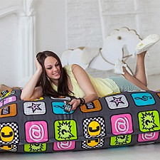 Кресло-мешок Подушка Play