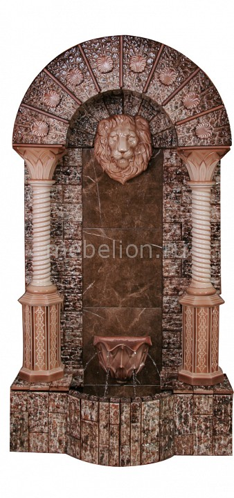 Фонтан пристенный (98х45х185 см) Венеция Ф327