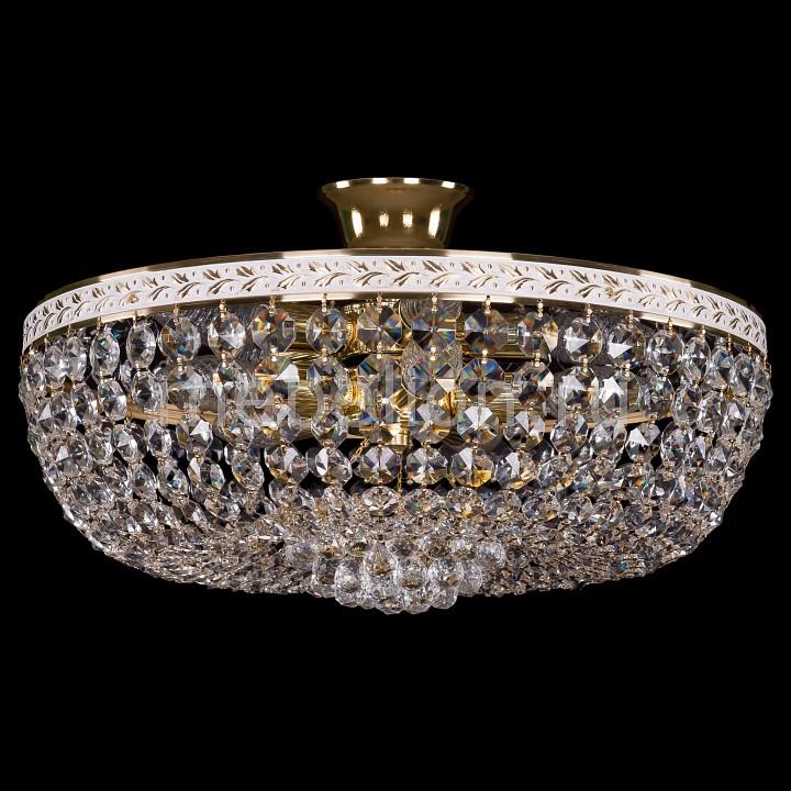 Люстра на штанге Bohemia Ivele Crystal 1928/45Z/GW 1928
