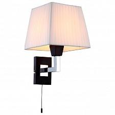 Бра Arte Lamp A1295AP-1BK Fuji