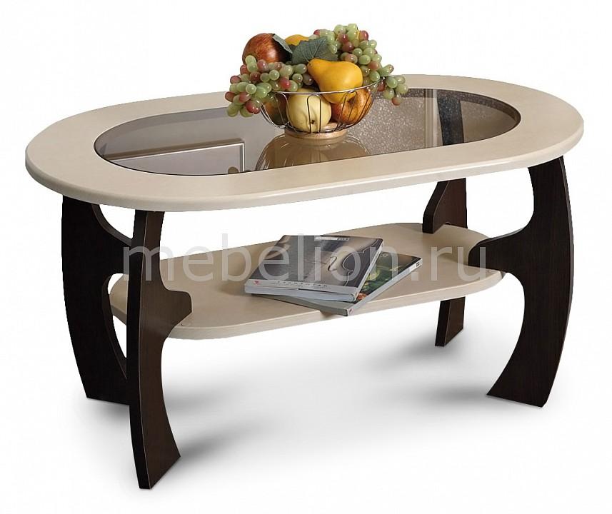 Олимп-мебель Стол журнальный Маджеста-2 1258527 олимп мебель венеция 12 18 венге клен азия