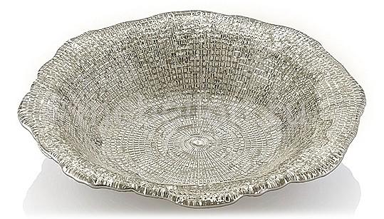 Тарелка плоская (24 см) 314-070