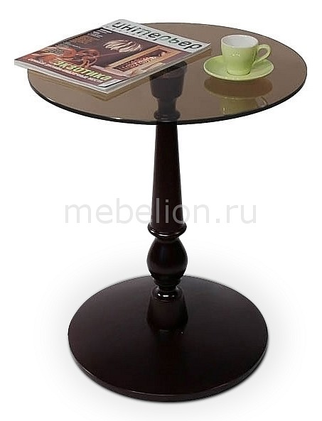 Стол журнальный Мебелик Рио 1 стол журнальный мебелик сакура 3 эко кожа венге