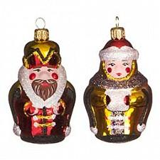 Набор из 2 елочных игрушек Славяне 850-527