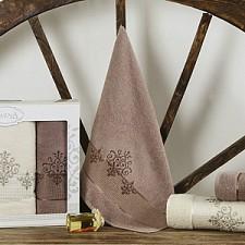 Набор полотенец для ванной Karna Набор из 3 полотенец для ванной VICTORY