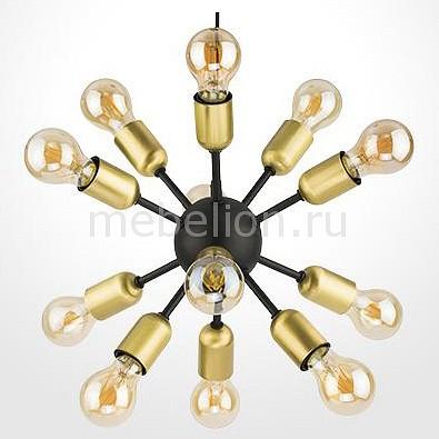 Подвесной светильник Eurosvet 1469 Estrella Black цена 2017
