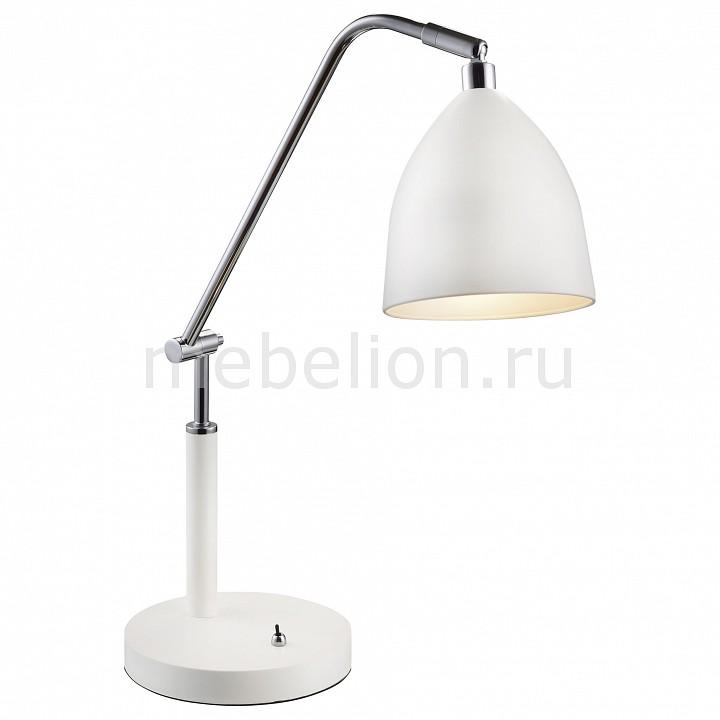 Настольная лампа markslojd офисная Fredrikshamn 105024