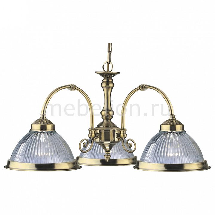 Подвесная люстра Arte Lamp American Diner A9366LM-3AB подвесная люстра arte lamp american diner a9366lm 5ab