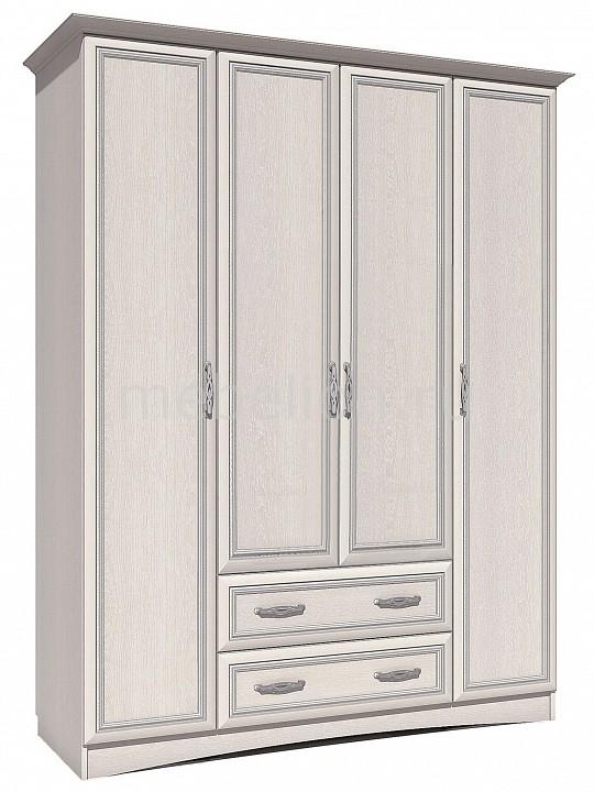 Шкаф комбинированный Сильва Прованс Шери НМ 009.25 шкаф комбинированный прованс нм 009 17