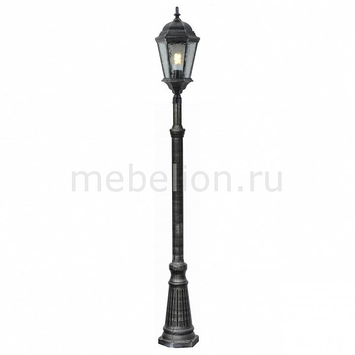 Фонарный столб Arte Lamp Genova A1207PA-1BS arte lamp a1207pa 1bs