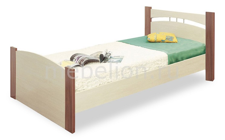 Кровать односпальная Олимп 900