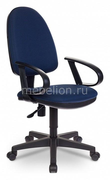 Кресло компьютерное Бюрократ CH-300/BLUE компьютерное кресло бюрократ ch 827 bl blue black blue