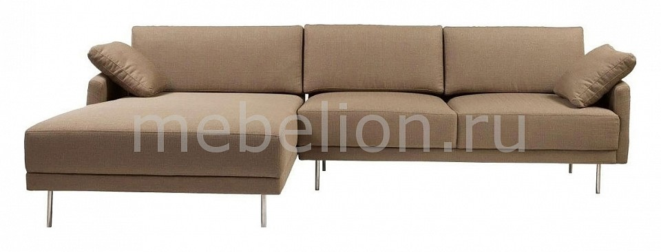 Диван Camber Sofa Sectional Left Grey-Brown  DG-F-SF339