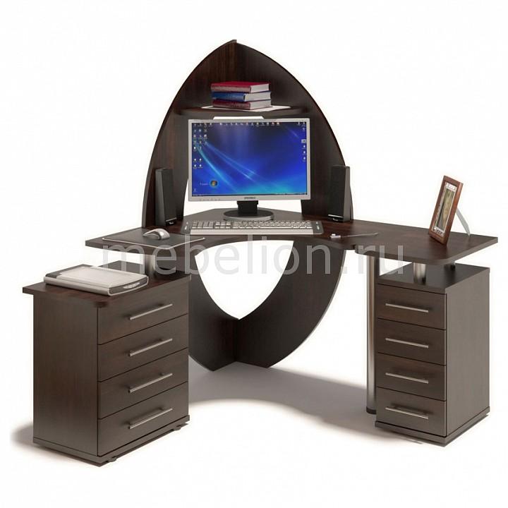 Стол компьютерный Иствуд КСТ-101 + КТ-101.1 + КТ-102