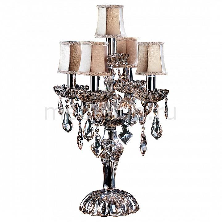 Настольная лампа декоративная Osgona Nativo 715957 коньячный набор