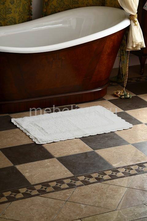Фото - Коврик для ванной Arloni (50х80 см) Лейс arloni коврик самотканный для ванной