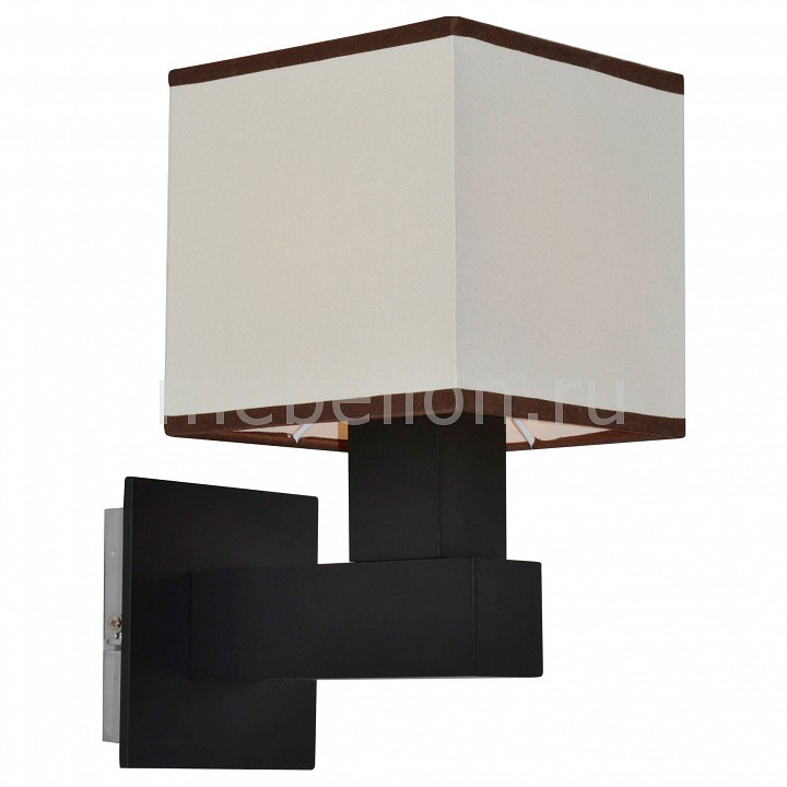 Бра Arte Lamp Quadro A4402AP-1BK цена 2017
