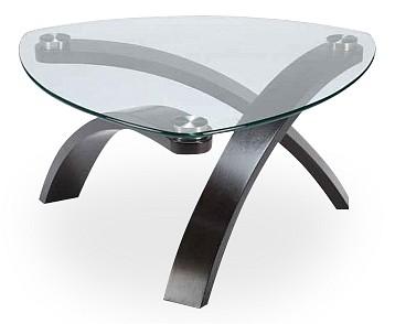 Стол журнальный Мебелик Гурон 3 стол журнальный мебелик сакура 3 эко кожа венге