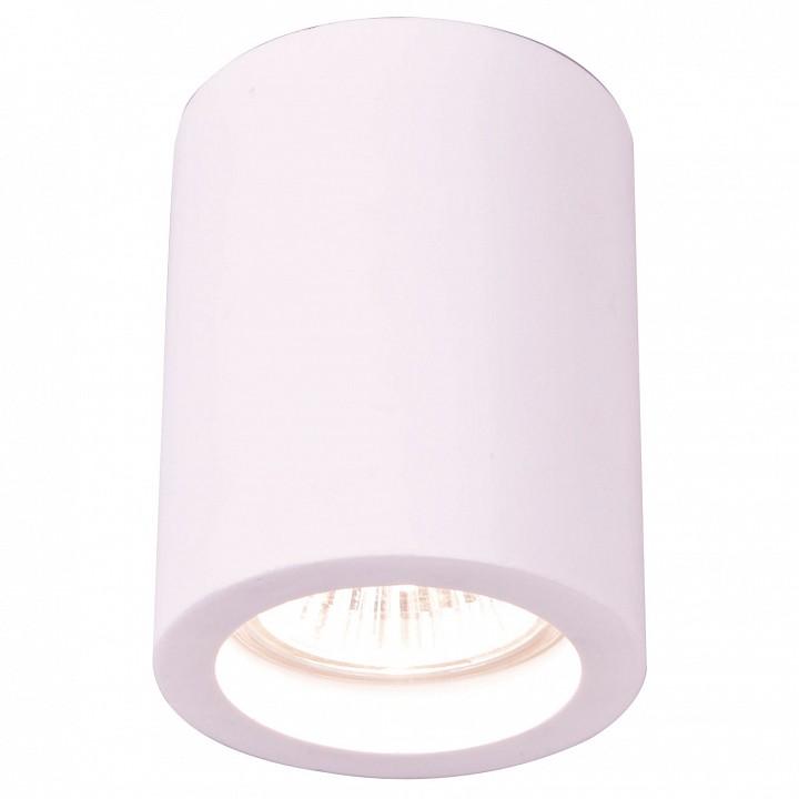 Встраиваемый светильник Arte Lamp A9260PL-1WH Tubo