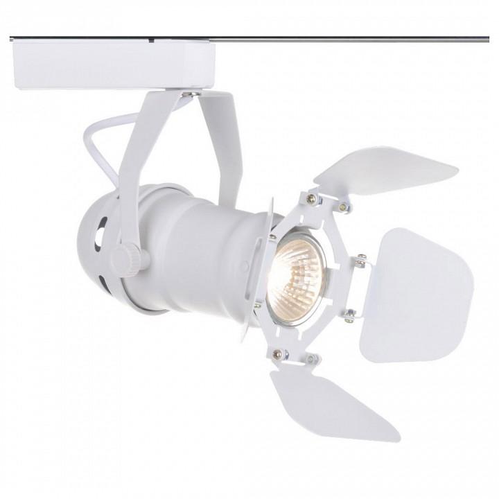 Светильник на штанге Arte Lamp A5319PL-1WH Track lights