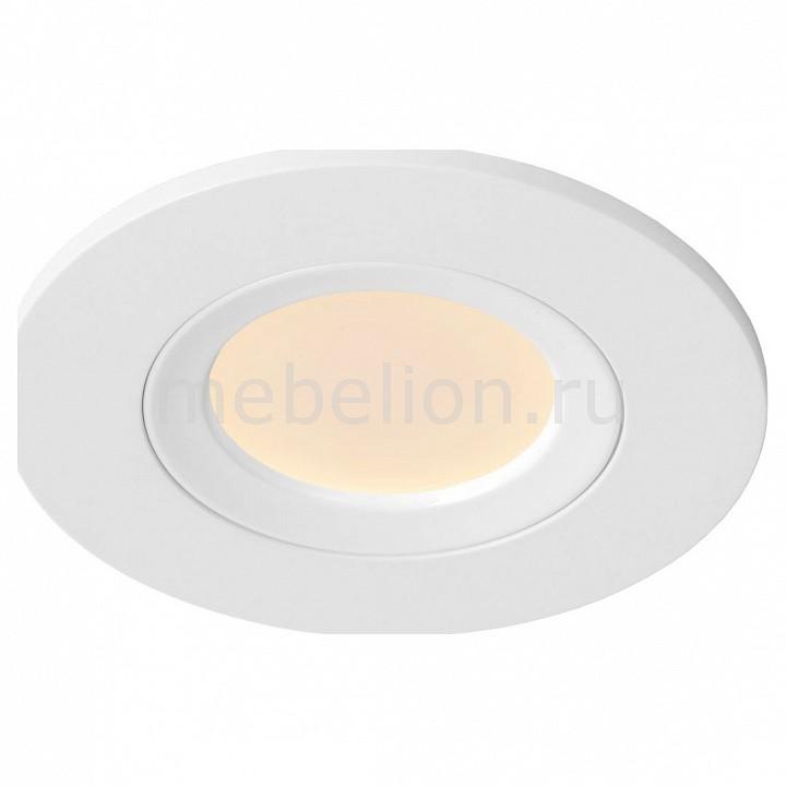 Встраиваемый светильник Lucide Inky LED 22971/06/99 светильник lucide inky led 22971 06 99