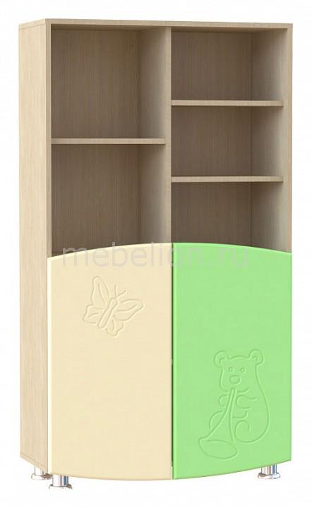 Стеллаж комбинированный Компасс-мебель Капитошка ДК-4 комод компасс мебель капитошка дк 7