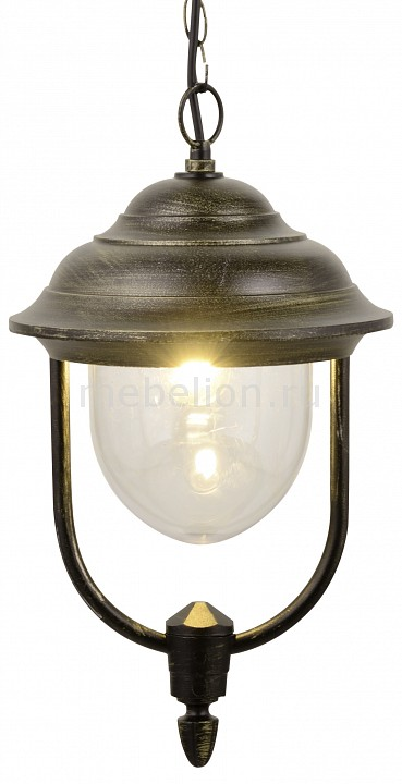 Подвесной светильник Arte Lamp Barcelona A1485SO-1BN светильник на штанге arte lamp barcelona a1481al 1bn