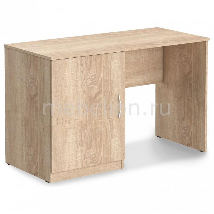 Стол письменный Skyland Kann KTFD 1255(L) techlink pr130swlo белый светлый дуб