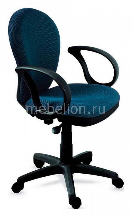 Кресло компьютерное CH-687 темно-синее