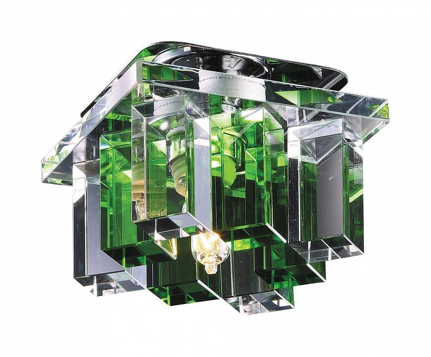 Встраиваемый светильник Novotech Caramel 2 369372 светильник встраиваемый novotech caramel 2 nt09 103 369372