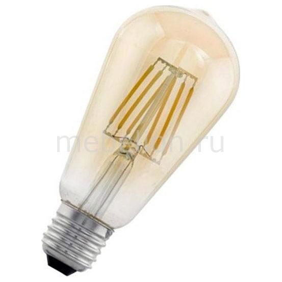 Лампа светодиодная [поставляется по 10 штук] Eglo Лампа светодиодная ST64 E27 4Вт 2200K 11521 [поставляется по 10 штук] цена