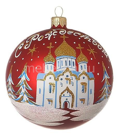 Елочный шар (9 см) Собор 860-302