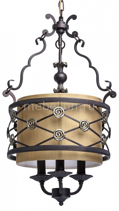 Подвесной светильник Chiaro Айвенго 8 382016103