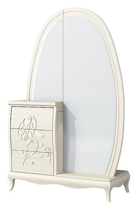 Шкаф комбинированный Астория МН-218-10 кремовый mebelion.ru 24427.000