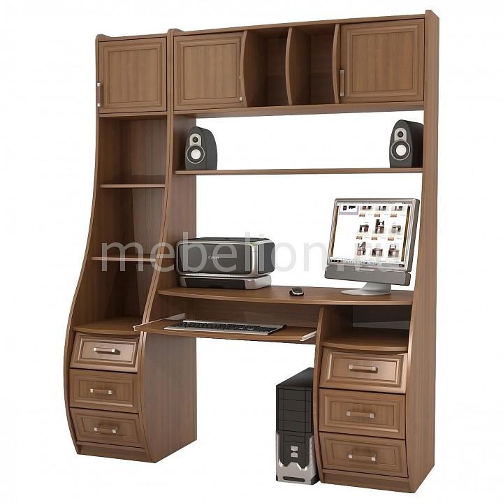 ТД Ная Стол компьютерный Беркут КС-1К+Триумф СФ-433Д ноче экко
