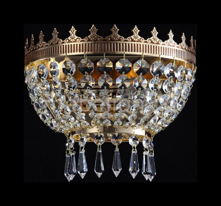 где купить  Накладной светильник Maytoni Diamant 3 B500-WB1-G  дешево